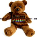 Missing You Plush Bear Lesbian Gay Pride