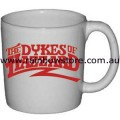 The Dykes Of Hazzard Ceramic Mug Gay Lesbian Pride