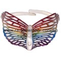 Rainbow Butterfly Mask Lesbian Gay Pride