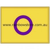Intersex Flag Lapel Pin