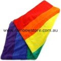 Rainbow Beach Pool Towel Lesbian Gay Pride
