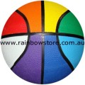 Rainbow Regulation Basketball Lesbian Gay Pride