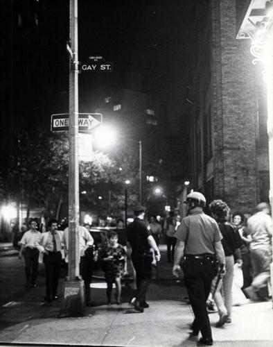Stonewall - Gay Street