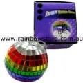 Rainbow Mirror Ball Gay Lesbian Pride