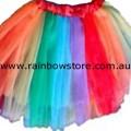 Rainbow TuTu Medium Lesbian Gay Pride
