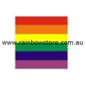 09fa881da40b4 Rainbow Flag Temporary Tattoo Gay Lesbian Pride - Rainbow Store